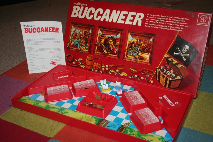 Original Buccaneer. Picture courtousy of our sister who owns the original.