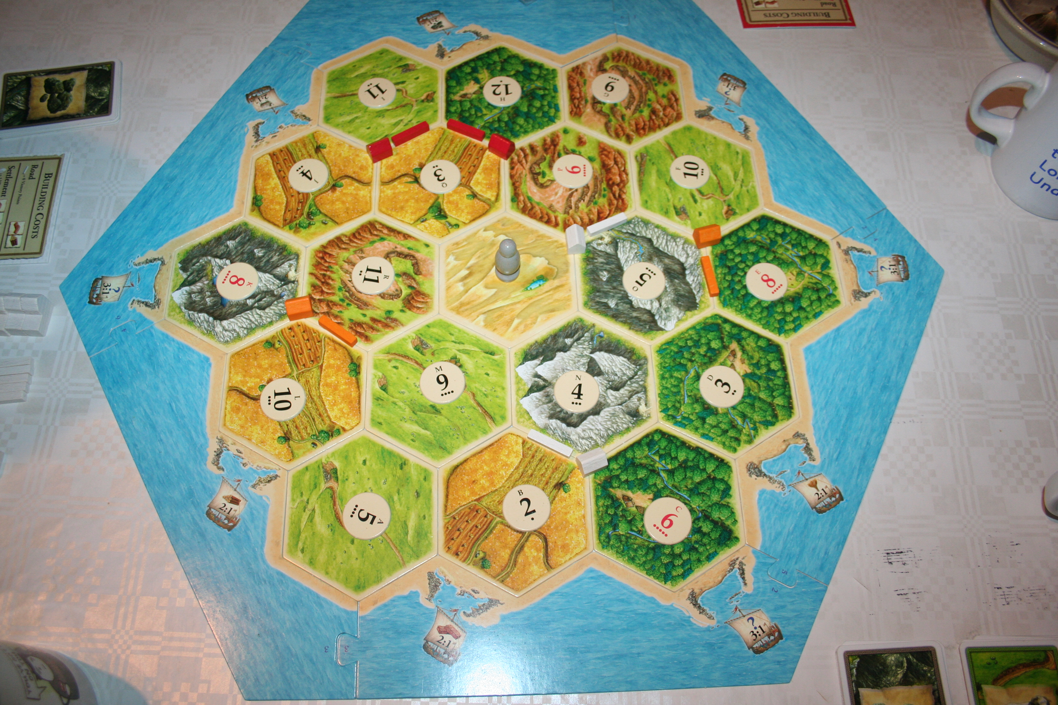 How to Play Settlers of Catan How to Play Settlers of Catan new pics