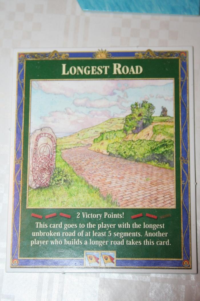 Longest road!