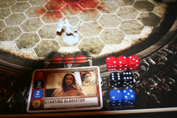 how to play spartacus board game