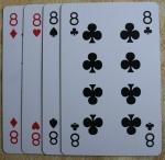 Eights!